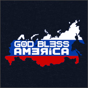 GOD BLESS AMERICA (RUSSIA)