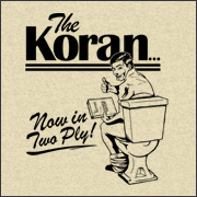 THE KORAN - NOW IN TWO PLY