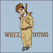 WELL HUNG (SADDAM)